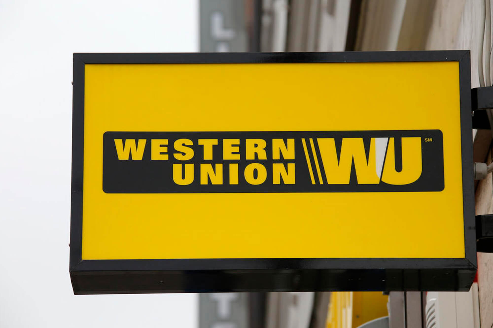 Western union-Home-page